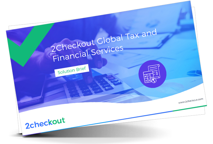 2Checkout Global Tax and Financial Services