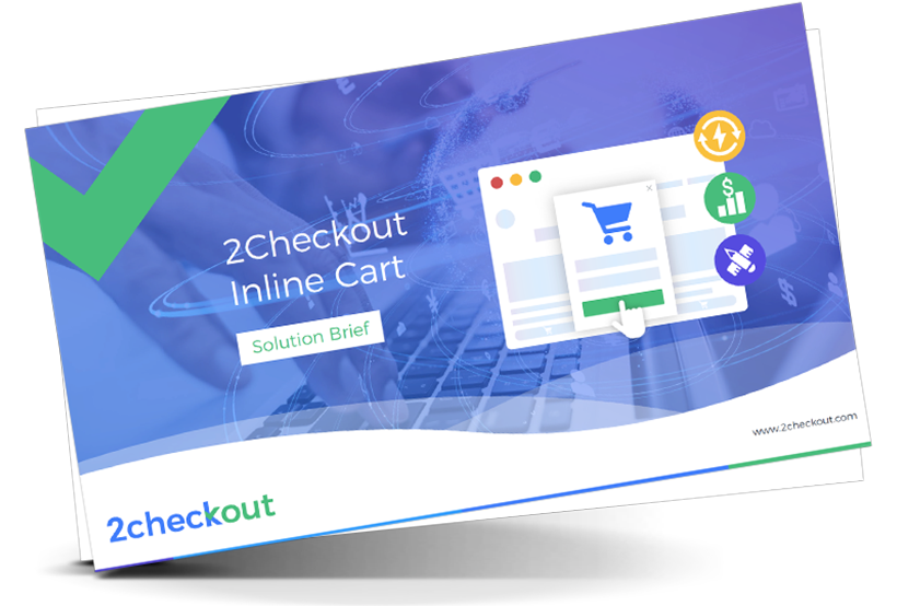2Checkout Inline Cart