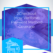 2Checkout Payment Method Coverage