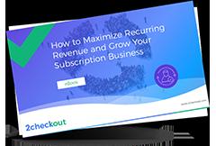 Maximize Recurring Revenue
