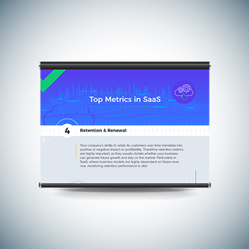 Top Metrics in SaaS - Retention & Renewals
