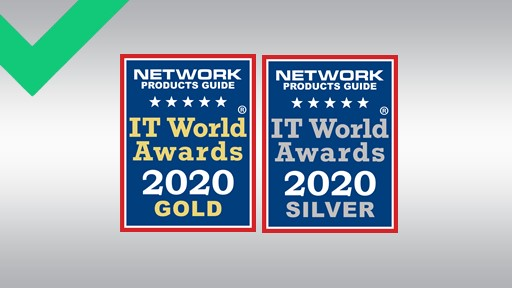 2Checkout Named Winner by 2020 IT World Awards in Two Categories