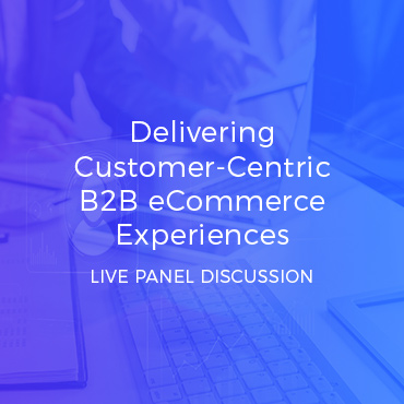 Delivering Customer-Centric Experiences in B2B eCommerce