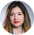 Teodora Dobjanschi, Senior Affiliate Recruiter