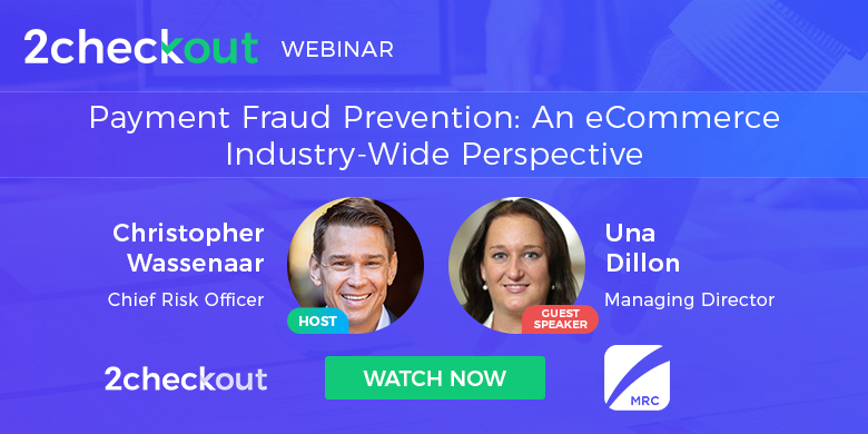 Payment Fraud Prevention: An eCommerce Industry-Wide Perspective Webinar