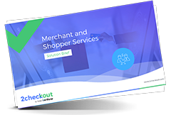 Merchant and Shopper Services