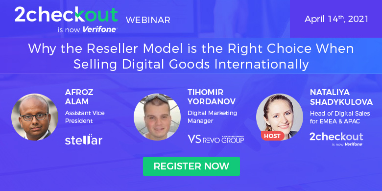 Why the Reseller Model is the Right Choice When Selling Digital Goods Internationally