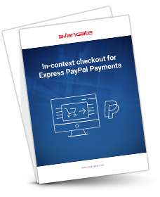 PayPal In-context Payments Datasheet